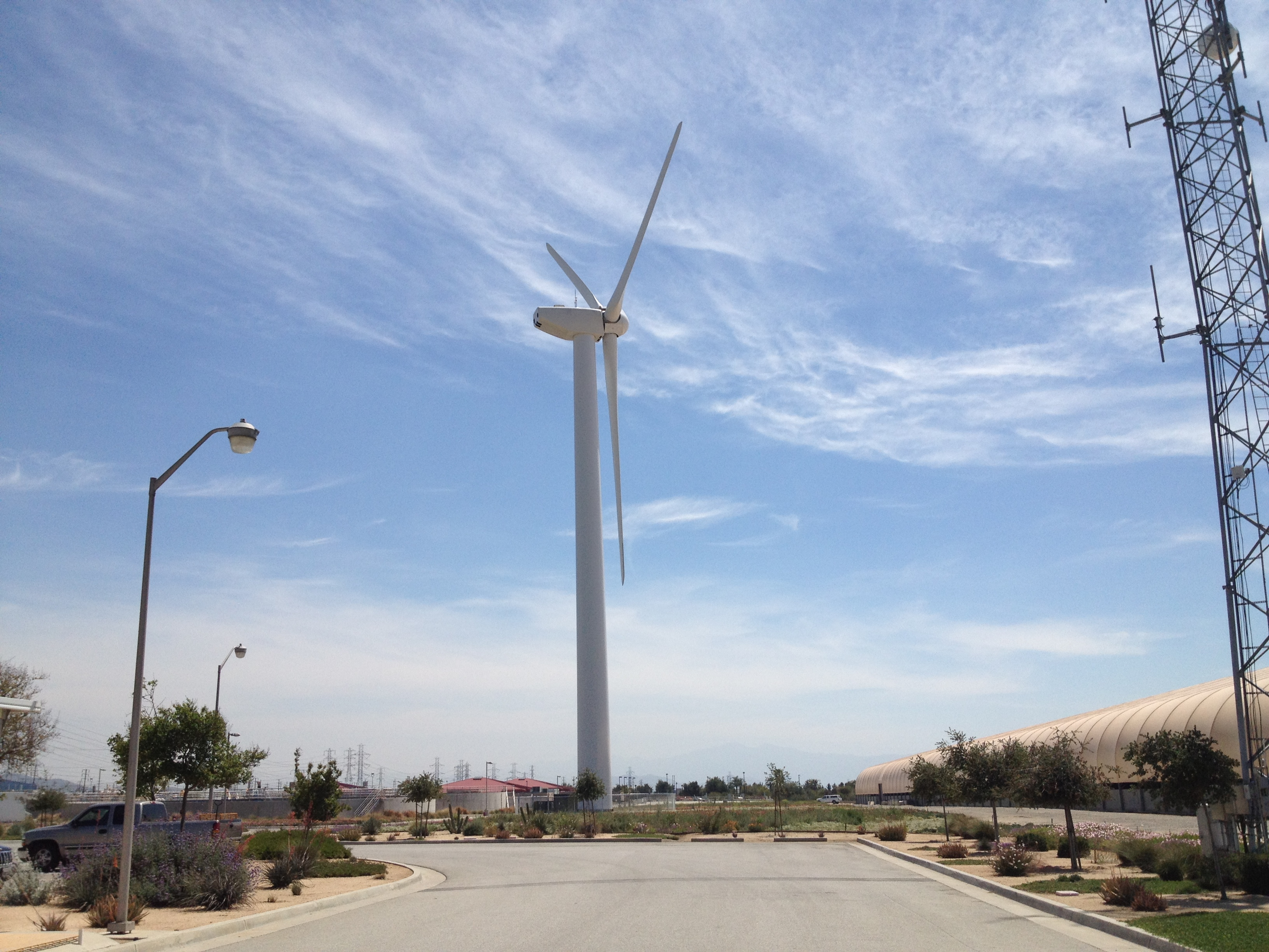 Inland Empire Utilities Wind