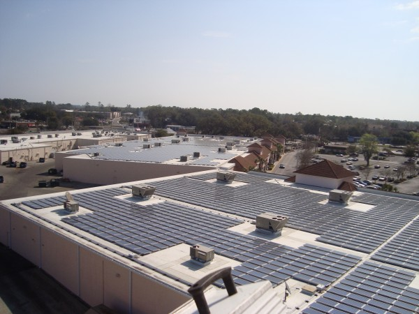 Butler Plaza Solar Phase 1-Photo 2