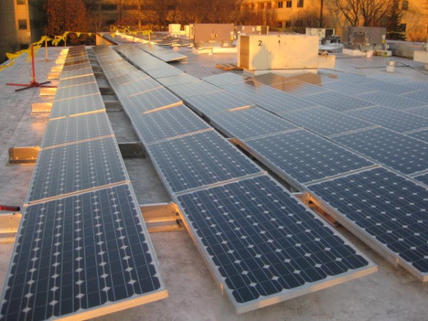 Quakerbridge Plaza Solar 2