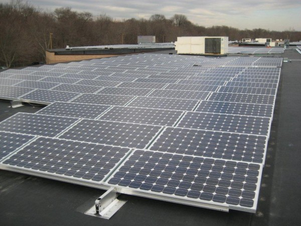 Quakerbridge Plaza Solar 4