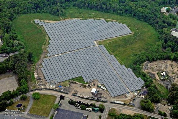 Canton Landfill Complete Aerial