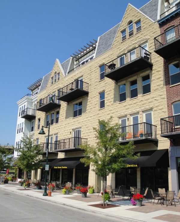 Front Street Lofts of Lemont