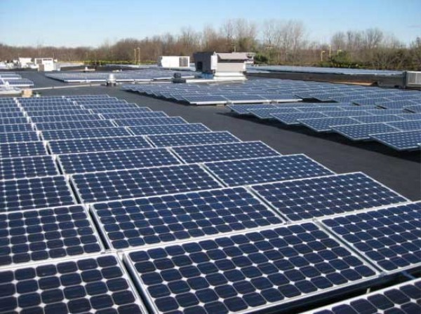 Quakerbridge Plaza Solar